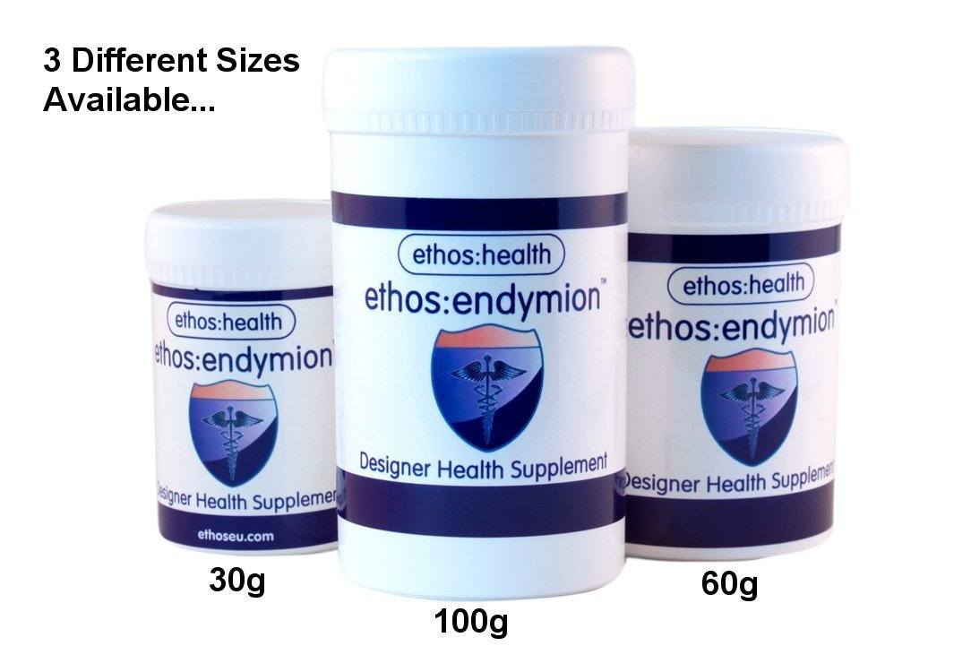 ethos endymion carnosine powder 30g 60g 100g supplement